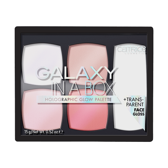 Galaxy In A Box Holographic Glow Palette Produktbild productfrontviewclosed L