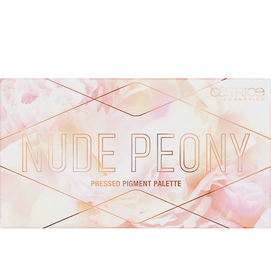 Nude Peony Pressed Pigment Palette Produktbild productfrontviewclosed L