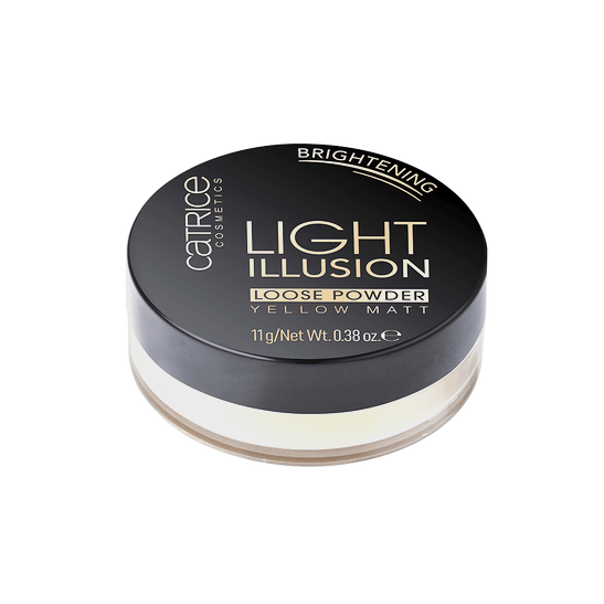Light Illusion Loose Powder Produktbild productfrontviewclosed L