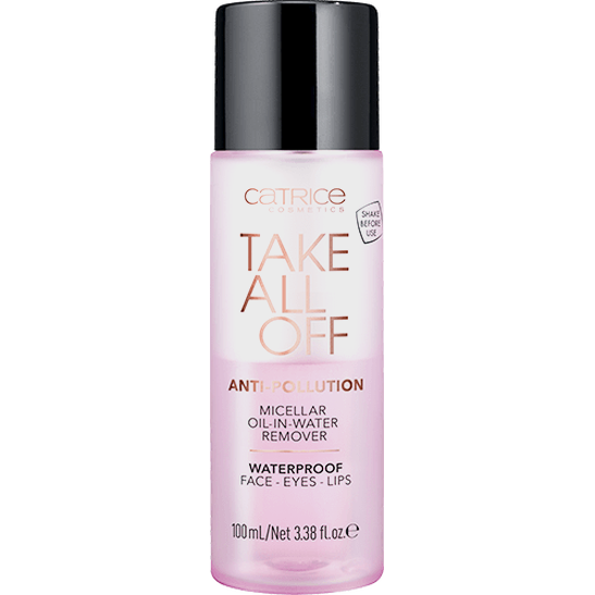 Take All Off Anti-Pollution Micellar Oil-in-Water Remover Produktbild productfrontviewclosed L