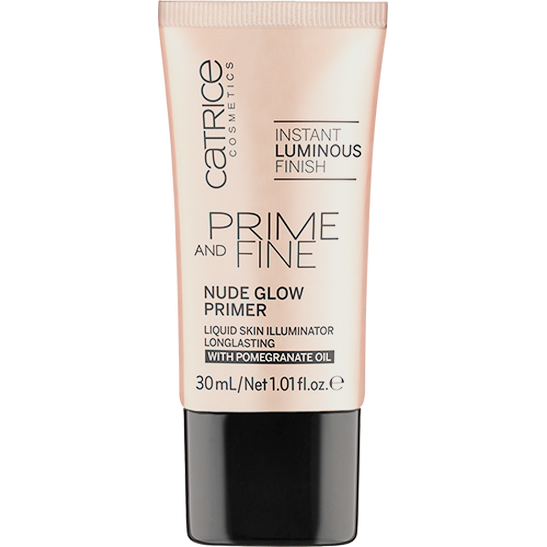 Prime And Fine Nude Glow Primer Produktbild productfrontviewclosed L