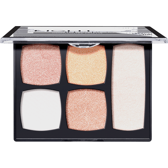 Light In A Box Highlighter Palette Produktbild productfrontviewfullopen L