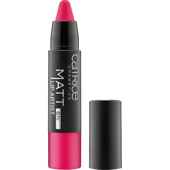 Matt Lip Artist 6hr Produktbild productfrontviewfullopen L