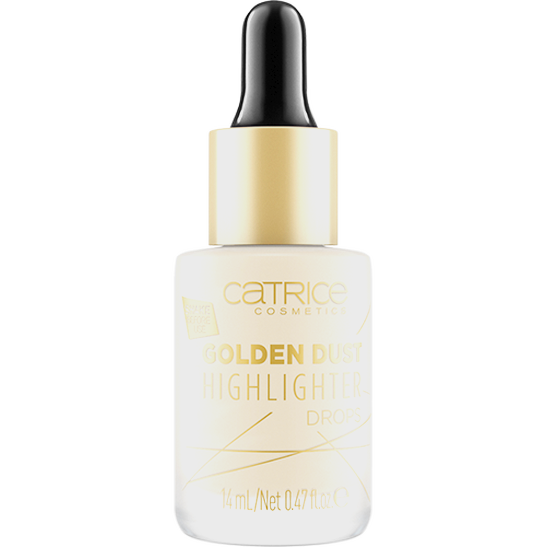 Golden Dust Highlighter Drops Produktbild productfrontviewclosed L