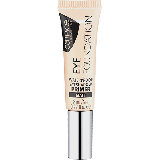 Eye Foundation Waterproof Eyeshadow Primer Produktbild productfrontviewclosed L