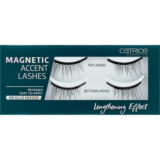 Magnetic Accent Lashes Produktbild productfrontviewclosed L
