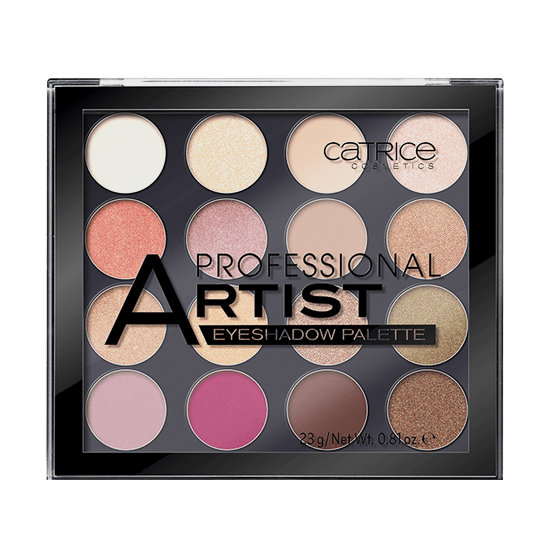 Professional Artist Eyeshadow Palette Produktbild productfrontviewclosed L