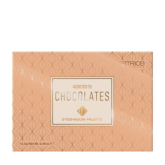 Addicted To Chocolates Eyeshadow Palette Produktbild productfrontviewclosed L