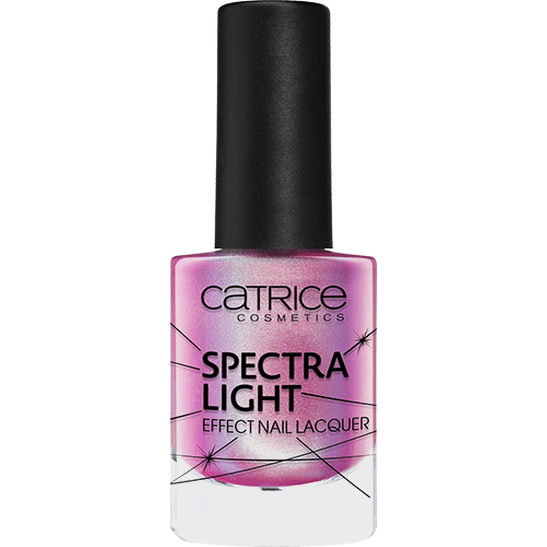 Spectra Light Effect Nail Lacquer Produktbild productfrontviewclosed L