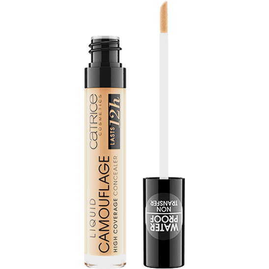 Liquid Camouflage High Coverage Concealer Produktbild productfrontviewfullopen L