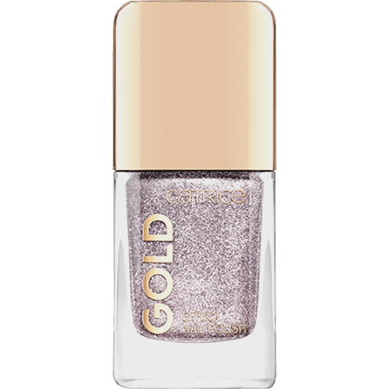 Gold Effect Nail Polish Produktbild productfrontviewclosed L