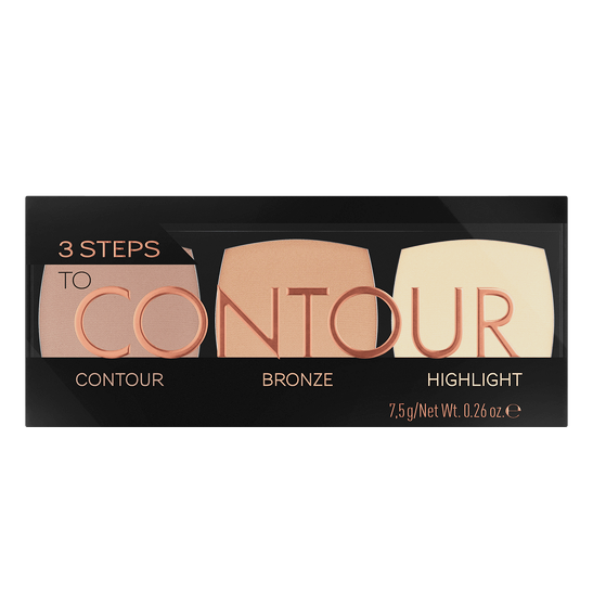 3 Steps To Contour Palette Produktbild productfrontviewclosed L