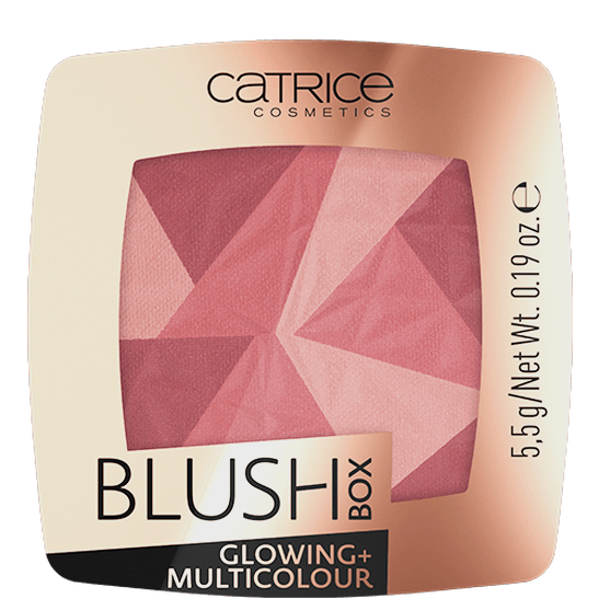 Blush Box Glowing + Multicolour Produktbild productfrontviewclosed L