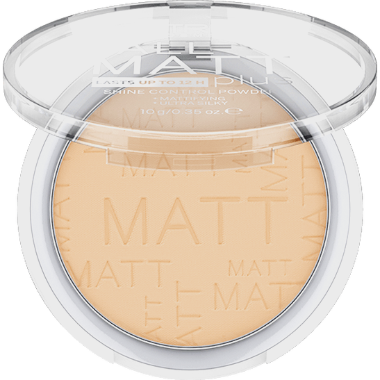 All Matt Plus Shine Control Powder Produktbild productfrontviewfullopen L
