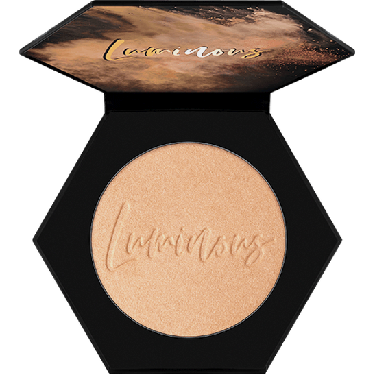 Sun Glow Luminous Bronzing Powder Produktbild productfrontviewfullopen L