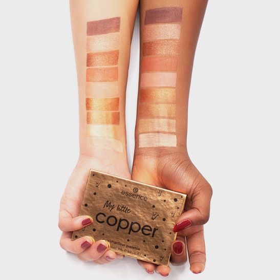 Royal Party INT My little copper eyeshadow palette Produktbild swatchtogether L