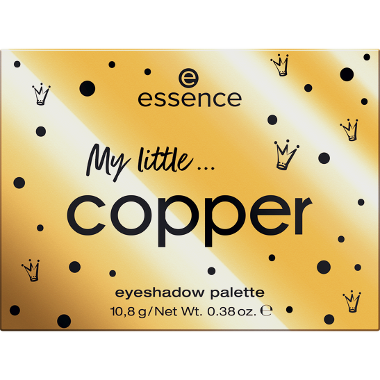 Royal Party INT My little copper eyeshadow palette Produktbild productfrontviewclosed L