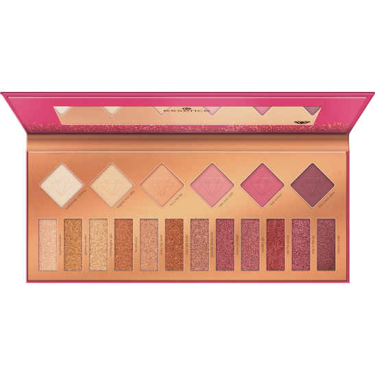 Royal Party Be Royal, not cute! eyeshadow palette  Produktbild productfrontviewfullopen L