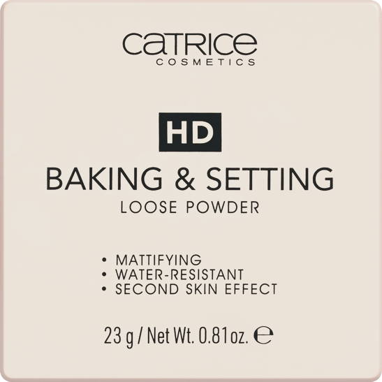 HD Baking & Setting Loose Powder Produktbild productfrontviewclosed L