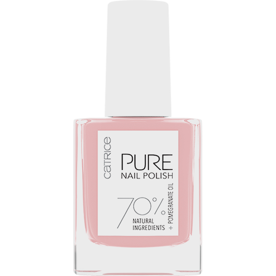 PURE Nail Polish Produktbild productfrontviewclosed L