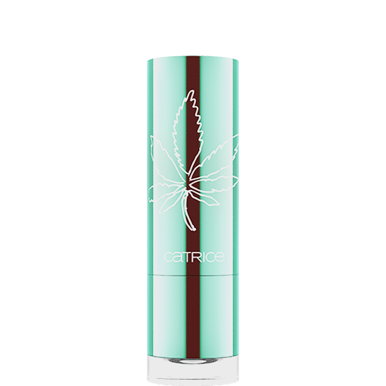 Hemp & Mint Glow Lip Balm Produktbild productfrontviewclosed L