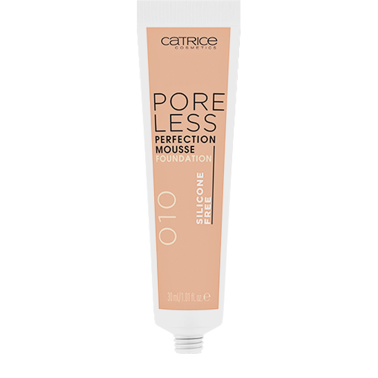 Poreless Perfection Mousse Foundation Produktbild productfrontviewfullopen L