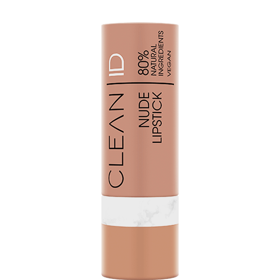 Clean ID Nude Lipstick Produktbild productfrontviewclosed L