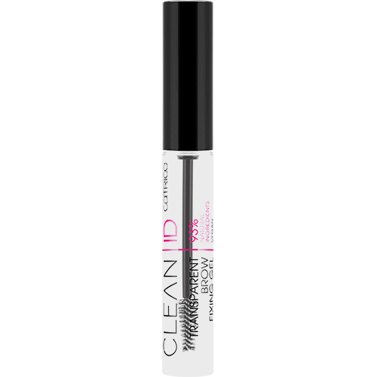 Clean ID Transparent Brow Fixing Gel Produktbild productfrontviewclosed L