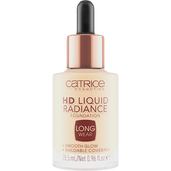 HD Liquid Radiance Foundation Produktbild productfrontviewclosed L