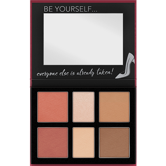 Powerful Elegance Everyday Face And Cheek Palette Produktbild productfrontviewfullopen L