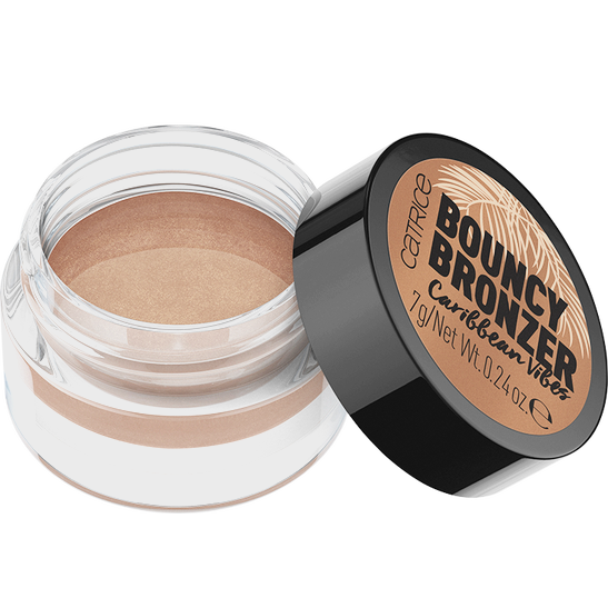 Bouncy Bronzer Caribbean Vibes Produktbild productfrontviewhalfopen L