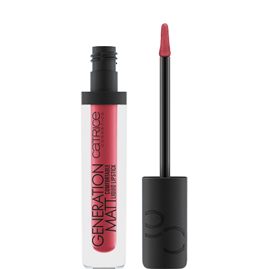 Generation Matt Comfortable Liquid Lipstick Produktbild productfrontviewfullopen L