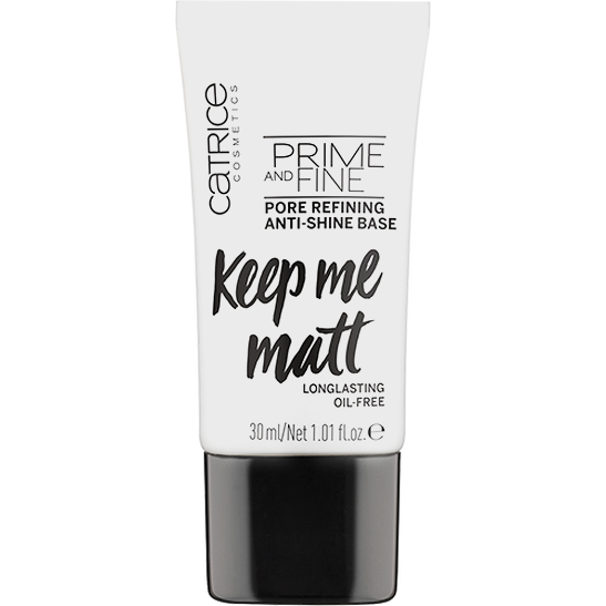 Prime And Fine Pore Refining Anti-Shine Base Produktbild productfrontviewclosed L