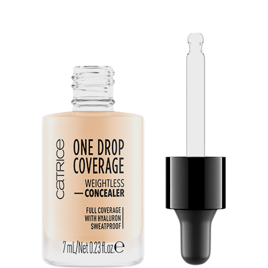 One Drop Coverage Weightless Concealer Produktbild productfrontviewfullopen L