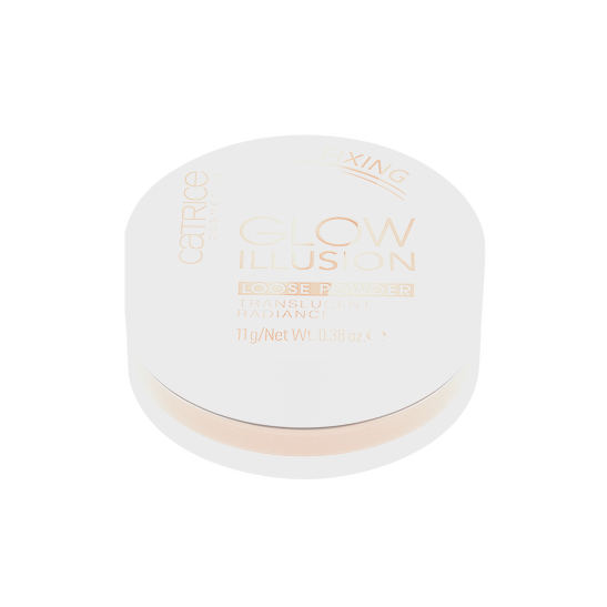 Glow Illusion Loose Powder Produktbild productfrontviewclosed L