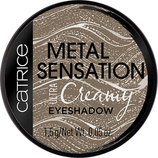 Metal Sensation Ultra Creamy Eyeshadow Produktbild productfrontviewclosed L