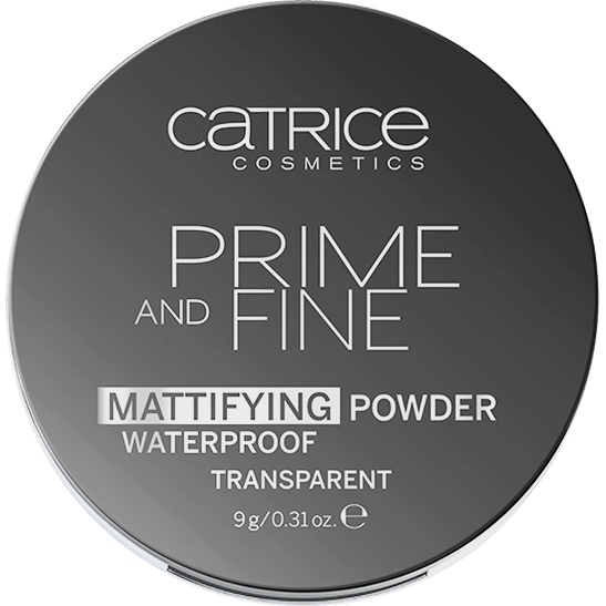 Prime And Fine Mattifying Powder Waterproof Produktbild productfrontviewclosed L