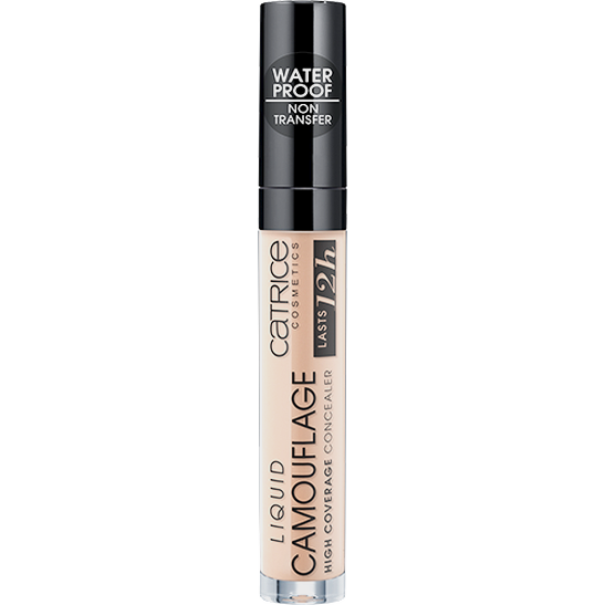 Liquid Camouflage High Coverage Concealer Produktbild productfrontviewclosed L