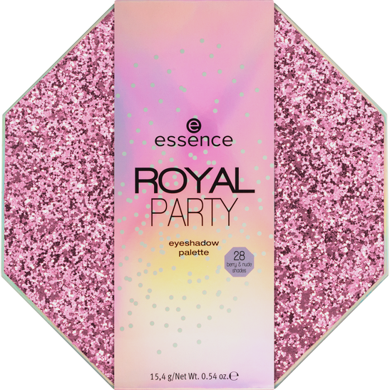 Royal Party Royal Party eyeshadow palette Produktbild productfrontviewclosed L