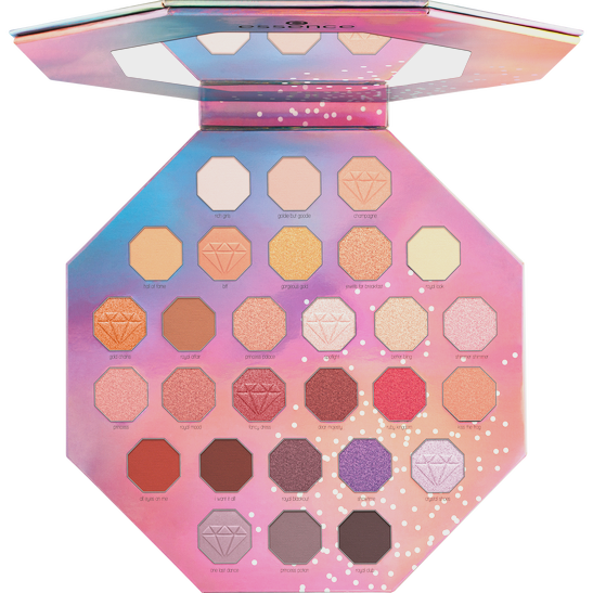 Royal Party Royal Party eyeshadow palette Produktbild productfrontviewfullopen L