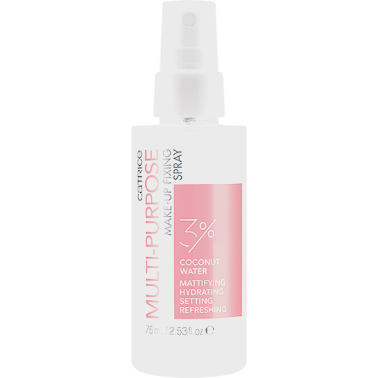 Skin Lovers Multi-Purpose Make-Up Fixing Spray Produktbild productfrontviewclosed L