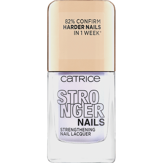 Catrice Stronger Nails Strengthening Nail Lacquer 03 1 EA