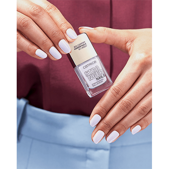 Catrice, Stronger Nails Strengthening Nail Lacquer