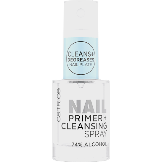 Nail Primer + Cleansing Spray Produktbild productfrontviewclosed L