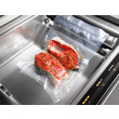 EVS 6114 Built-in vacuum drawer, 14 cm high product photo Laydowns Back View S