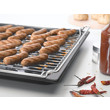 HBBR 72 Genuine Miele baking and roasting rack product photo Laydowns Back View S