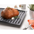 HGBB 71 Grilling and roasting insert for HUBB product photo Laydowns Back View S
