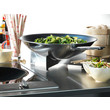 CS 1223-1 I Electric CombiSet with induction product photo Laydowns Back View S