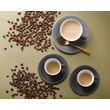 """Miele Black Edition DECAF 250g """"Miele"""" """"Black Edition Decaf"""" product photo Back View S"""