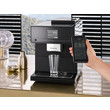 CM 7750 Benchtop coffee machine product photo Laydowns Back View S